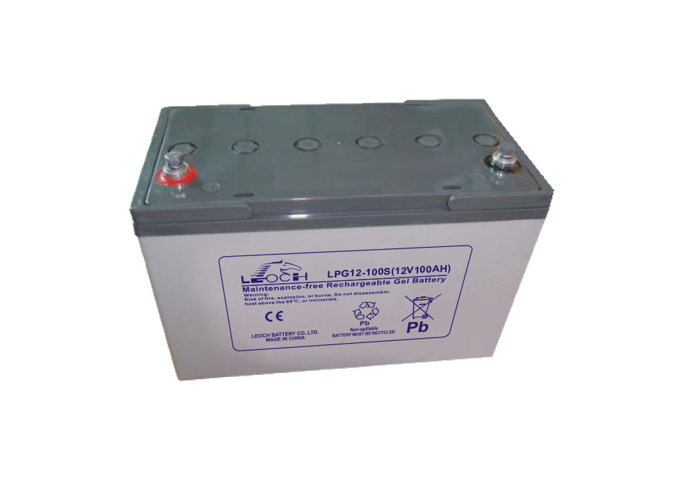 12v 100ah Leoch Deep Cycle Battery Cool Solar Private